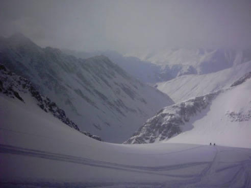Spencer Glacier (2)